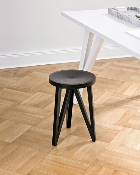 JL3 Faber Bistro table di LOEHR