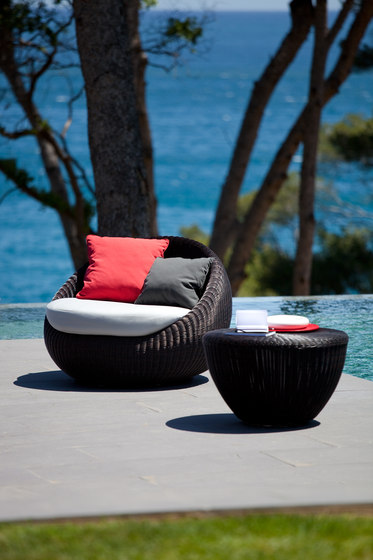 Bubble armchair de Point