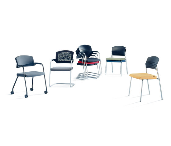 Sitag EL 100 Chair by Sitag