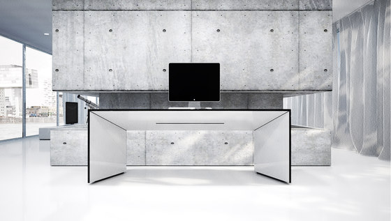 COMMENTOR Desk by Rechteck
