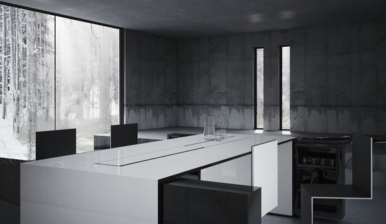 UNIVERSI Conference table di Rechteck