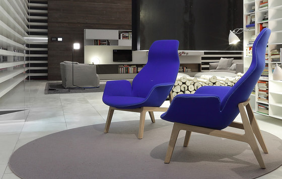 Ventura Lounge Pouf von Poliform