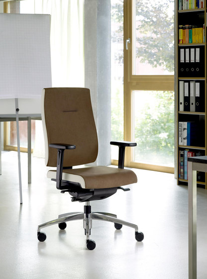 Sitagpoint Swivel chair by Sitag