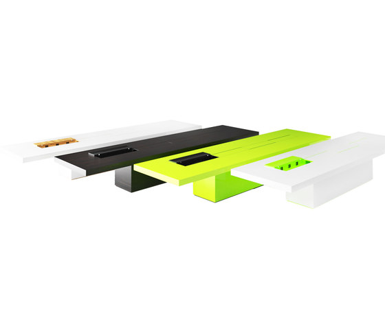 CONGRESSU Conference Table by Rechteck