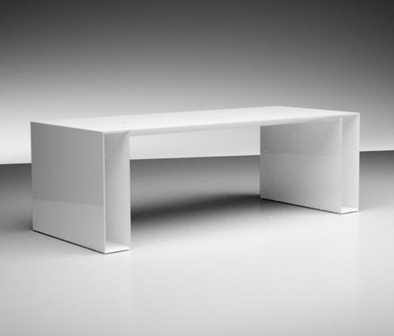SUMMARUM Conference table by Rechteck