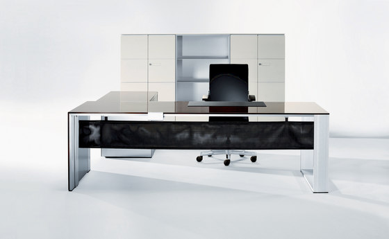 Sitagprime arbeitstisch einzeltische von sitag architonic for Designer arbeitstisch