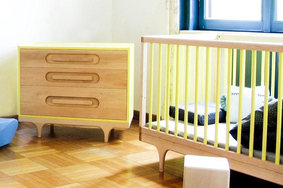 Caravan Crib de De Breuyn