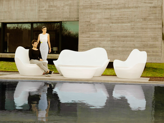 Sabinas sofa by Vondom