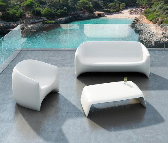 Blow Armchair by Vondom