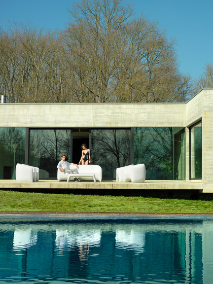 Blow sofa de Vondom