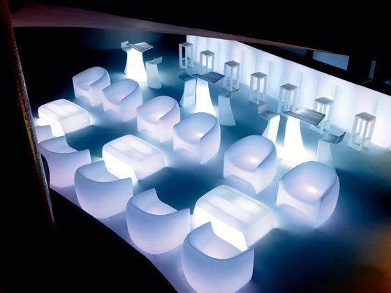 Blow sofa di Vondom