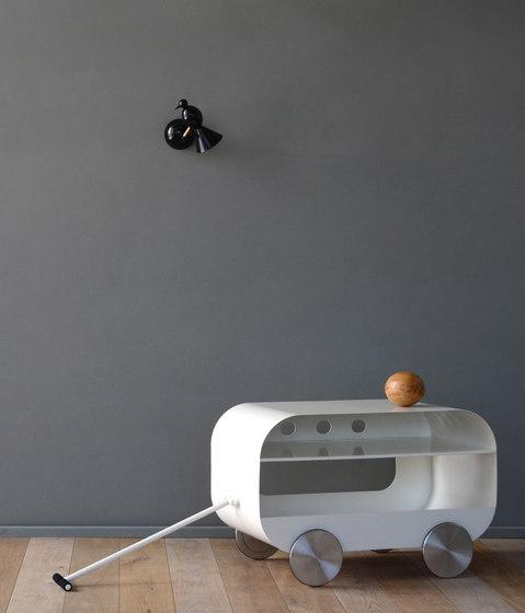Alouette Ceiling lamp | 3 birds U de Atelier Areti