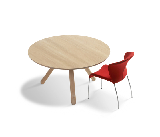 Disq Table by Montis