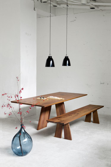 Hakama Round Table by Conde House