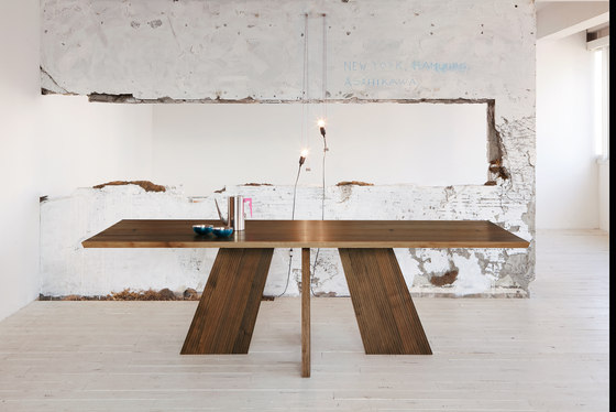 Hakama table by Conde House