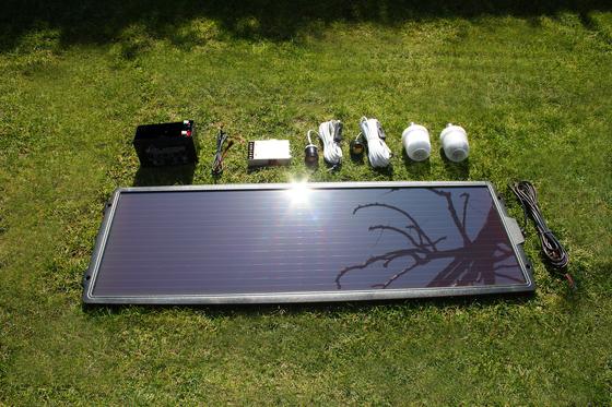 Solar LED by Luz Difusión