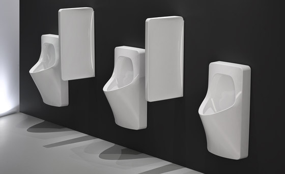 Antero | Siphonic urinal by Laufen