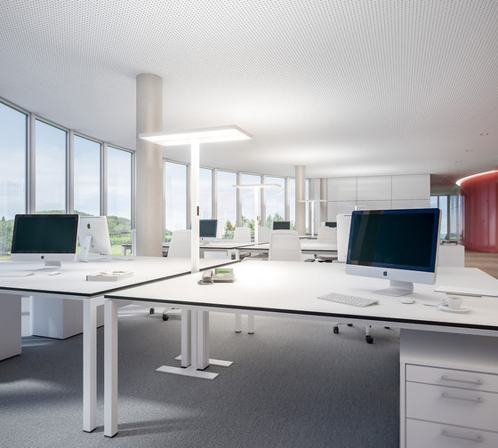 JSL-H Floor Light by Büro Schoch Werkhaus