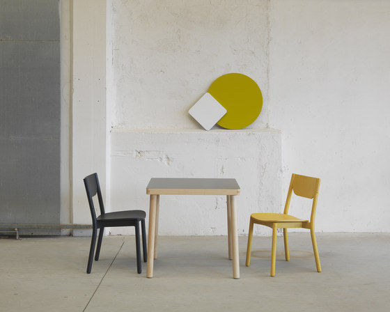NICO Chair by Zilio Aldo & C