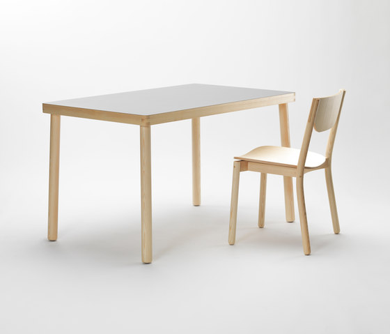 NICO Table by Zilio Aldo & C