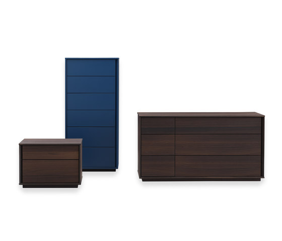 Match chest of drawers by Poliform