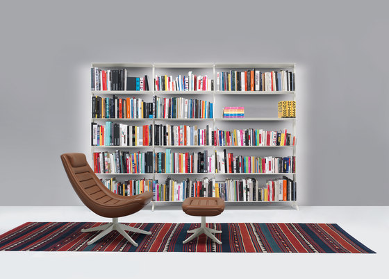 aline bookcase by Alias