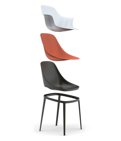 elle chair 070 von Alias