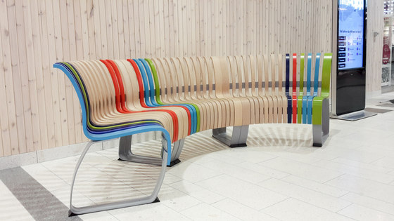 Nova C Bench module by Green Furniture Concept