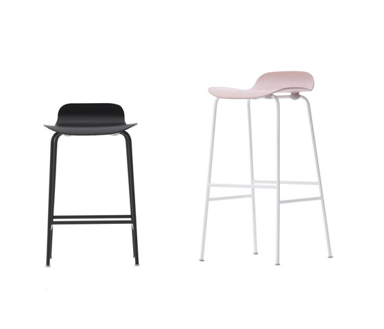 Tate Color Stool de Cappellini