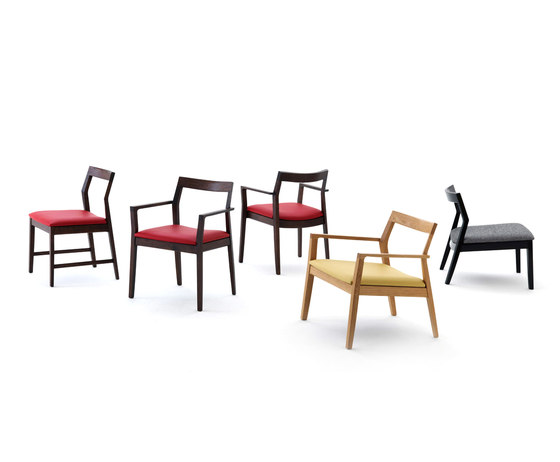 Krusin Side Chair di Knoll International