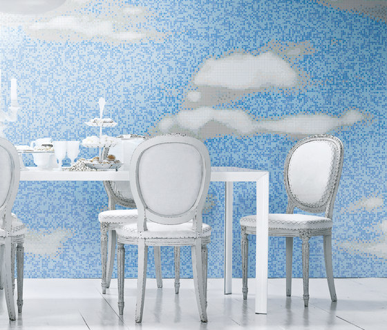 Clouds B by Bisazza