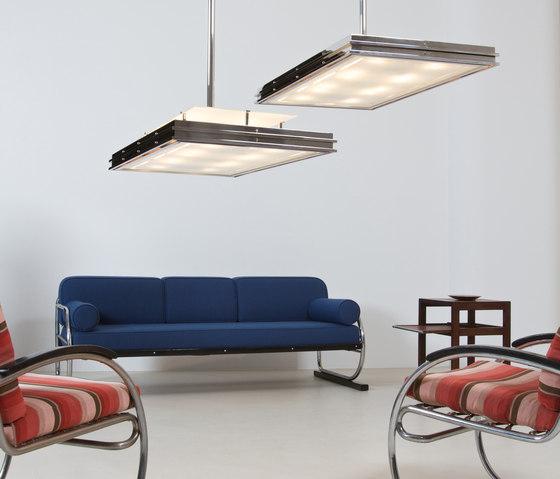 "Pendant Lamp ""Tempelhof "" in the style of the German Modernism de ZEITLOS – BERLIN"