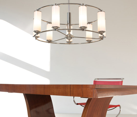 Pendant Lamp in Bauhaus design by ZEITLOS – BERLIN
