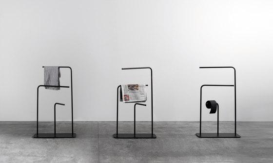 Gru porta asciugamani di ex t architonic - Portasalviette design ...