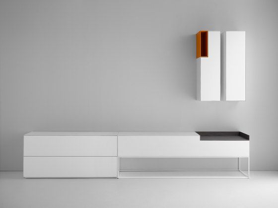 inmotion sideboard sideboards by mdf italia architonic. Black Bedroom Furniture Sets. Home Design Ideas