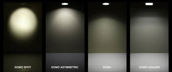 Domo 220 G2 asymmetric di Lamp Lighting