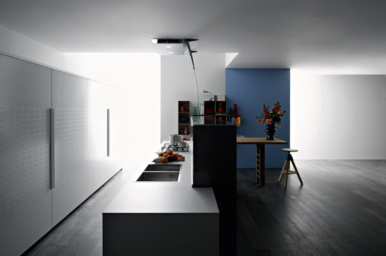 New Logica System Isola by Valcucine