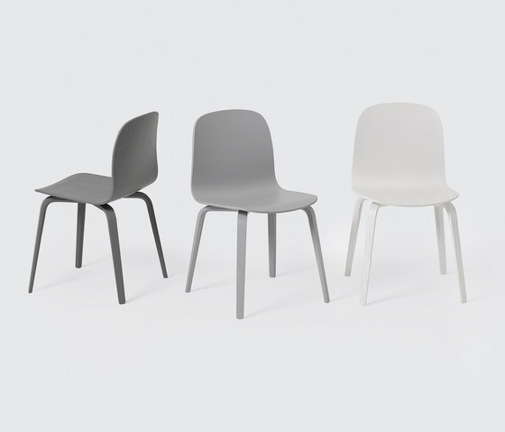 Visu Chair | sled base de Muuto