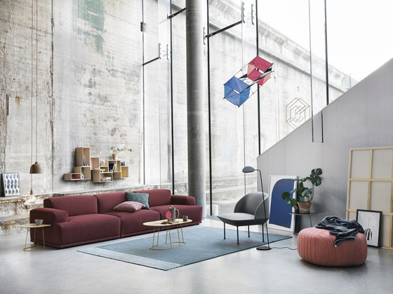 Connect Sofa | 3-seater open de Muuto