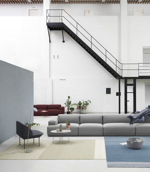 Connect Sofa | 3-seater open von Muuto