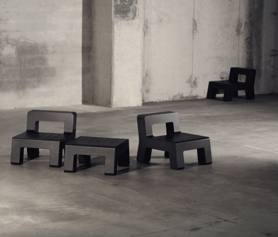 Ming Stool by Tokio. Furniture & Lighting