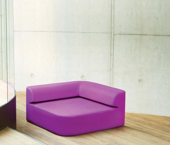 Quad Sofa by Tokio. Furniture & Lighting
