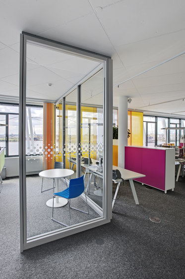acoustic floors by Lindner Group