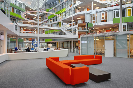 acoustic floors de Lindner Group