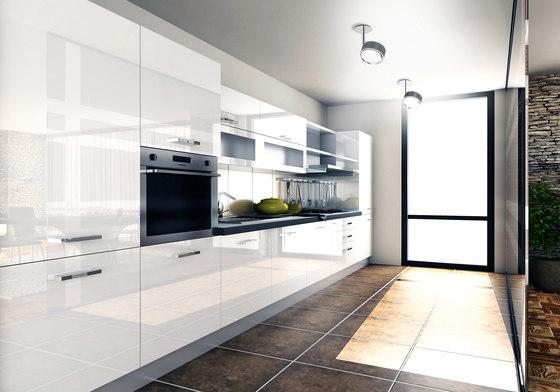cucina soffitto basso: dalani applique illuminazione a parete di ... - Componi Cucina