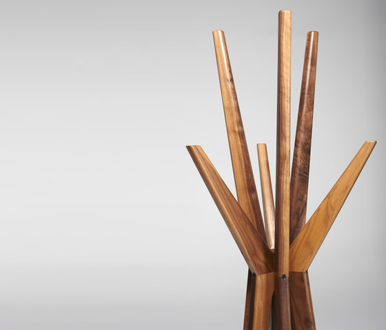 Jackson Coat & Hat Stand by Dare Studio