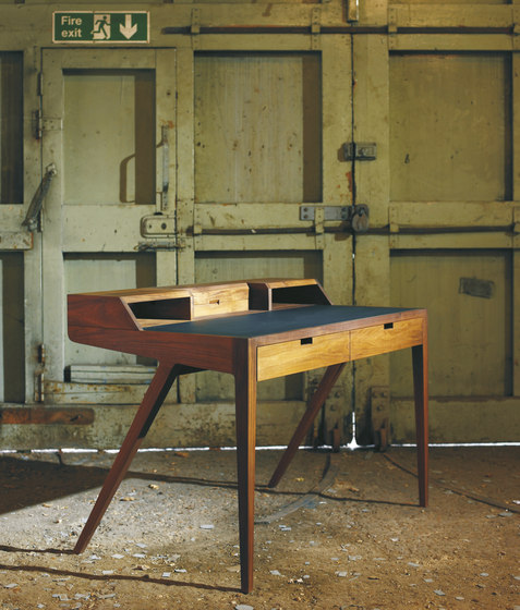 Katakana Writing Desk by Dare Studio