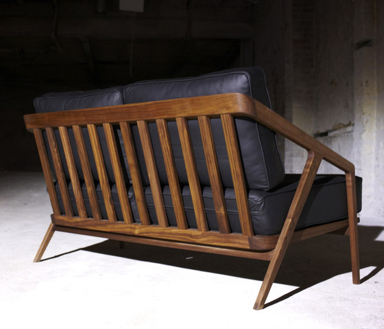 Katakana Low Chair di Dare Studio
