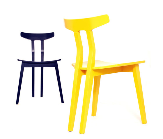 Spline Chair by Dare Studio