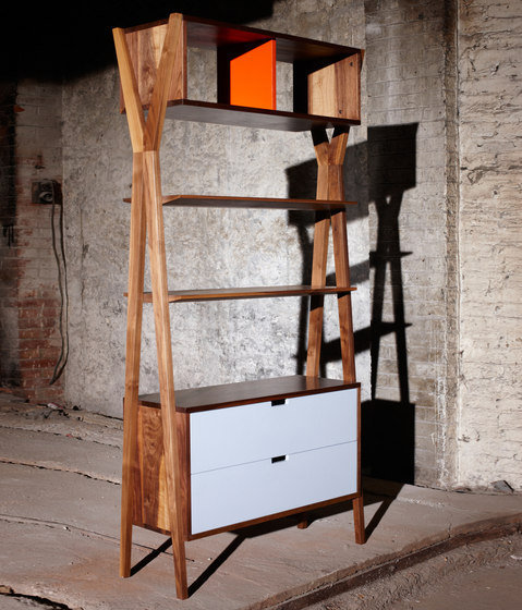 Dixon Modular Storage Unit by Dare Studio